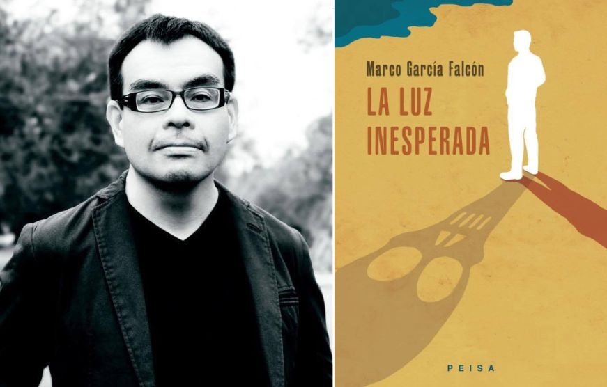 FIL Lima 2018: Marco García Falcón | Libros a mí