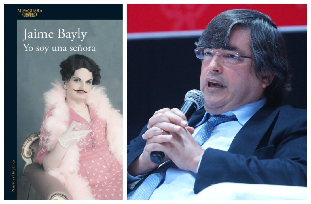 Yo Soy Una Senora De Jaime Bayly Resena Libros A Mi Последние твиты от jaime bayly (@baylyofficial). yo soy una senora de jaime bayly